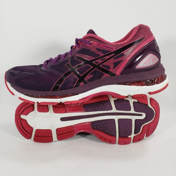 info for ab7fe 92198 Asics Gel Nimbus 19 T750N Sneaker Running Athletic